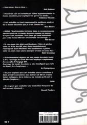 Verso de L'art invisible - L'art invisible - Lire la bande dessinée