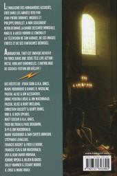 Verso de Métal Hurlant Chronicles -1- Volume 1