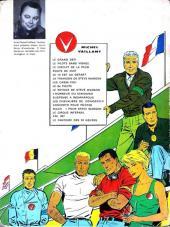 Verso de Michel Vaillant -4b1970- Route de nuit