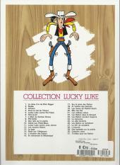 Verso de Lucky Luke -14e08- Ruée sur l'Oklahoma