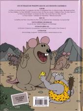 Verso de Le chat -17bis- Le Chat Sapiens - L'album XVII bis