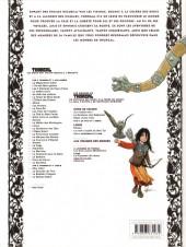 Verso de Thorgal (Les mondes de) - Louve -2- La main coupée du dieu Tyr
