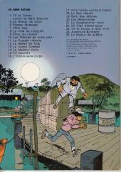 Verso de Tif et Tondu -21a78- Le scaphandrier mort