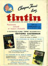 Verso de (Recueil) Tintin (Album du journal - Édition française) -68- Tintin album du journal (n°901 à 920)