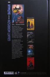 Verso de Batman (Grant Morrison présente) -3- Nouveaux masques
