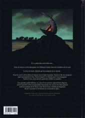 Verso de La guerre du Feu (Roudier) -1- Dans la nuit des âges