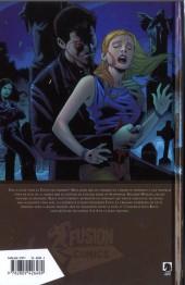 Verso de Buffy contre les vampires - L'intégrale BD -9- Saison 3 - Hantée