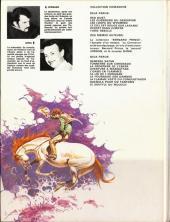 Verso de Comanche -3a1976'- Les loups du Wyoming