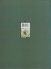 Verso de Métamorphoses (Schuiten/Renard) -2b1991- Le rail