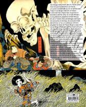 Verso de (DOC) Études et essais divers - Mille ans de manga