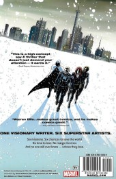 Verso de Secret Avengers (2010) -INT04- Run the Mission, Don't Get Seen, Save the World
