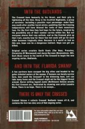 Verso de Crossed: Badlands (2011) -INT04- Volume 4 : Badlands