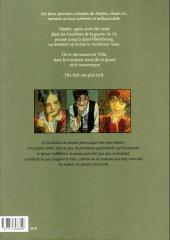 Verso de Mattéo -INT1- Premier cycle - Édition limitée