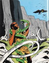 Verso de Tiger Joe -2- La piste de l'ivoire