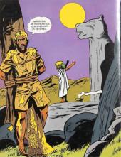 Verso de Tiger Joe -3- Les hommes léopards