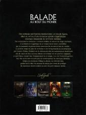 Verso de Balade au Bout du monde -INT4- Intégrale - Cycle 4