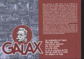 Verso de Galax -INT- Tome Un