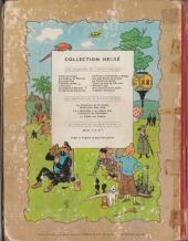 Verso de Tintin (Historique) -2B20Bis- Tintin au Congo