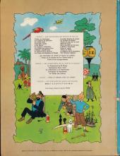 Verso de Tintin (Historique) -5B38Bis- Le lotus bleu