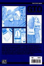 Verso de GTO - Shonan 14 days -8- Tome 8