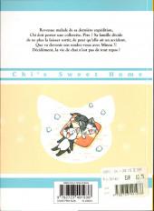 Verso de Chi - Une vie de chat (format manga) -9- Tome 9