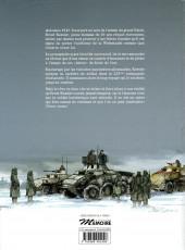 Verso de L'armée de l'Ombre -1- L'Hiver russe