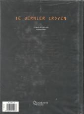 Verso de Le dernier Troyen -INT- Le Dernier Troyen