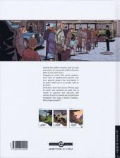 Verso de L'envolée sauvage -3- Le Lapin d'Alice