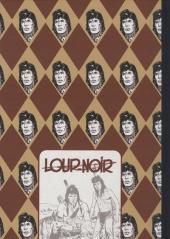 Verso de Loup Noir (Taupinambour) -1- La prairie des Comanches
