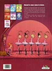Verso de Studio danse -7- Tome 7