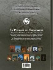 Verso de Zodiaque (Delcourt) -10- Le Pouvoir du Capricorne
