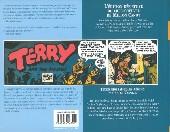 Verso de Terry et les pirates (BDArtist(e)) -3- Volume 3 : 1939 à 1940