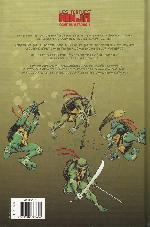 Verso de Les tortues Ninja (Soleil) -3- Les ombres du passé