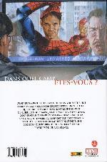 Verso de Civil War (Marvel Deluxe) -4- Journal de guerre