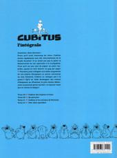 Verso de Cubitus (L'intégrale) -8- Cubitus l'intégrale - 8