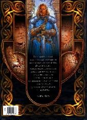 Verso de Légende -6- Le secret des Éïles