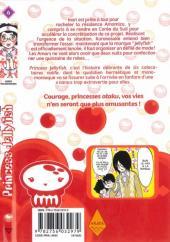Verso de Princess Jellyfish -6- Tome 6