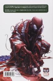 Verso de Spider-Man - Carnage : U.S.A. - Carnage : U.S.A.