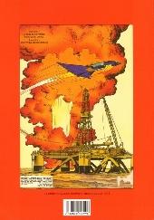 Verso de Yoko Tsuno -3FS- La forge de vulcain