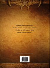 Verso de La geste des Chevaliers Dragons -INT01- Intégrale 1