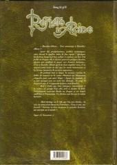 Verso de Reflets d'Acide -4- Horizons & Dragon...