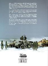 Verso de L'armée de l'Ombre -1TL- L'Hiver russe