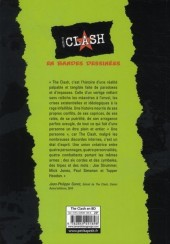 Verso de Clash en bandes dessinées (The) - The Clash en bandes dessinées