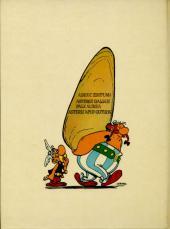 Verso de Astérix (en latin) -3'- Asterix apud Gothos
