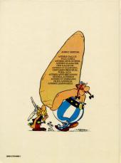 Verso de Astérix (en latin) -10'- Asterix legionarius
