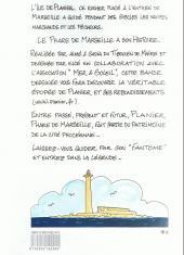 Verso de Le trésor de Planier - Le trésor de planier phare de marseille