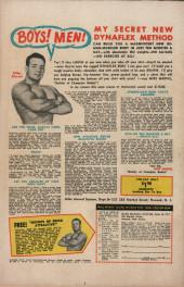 Verso de Daredevil Vol. 1 (Marvel - 1964) -11- A time to unmask!