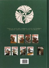 Verso de Samurai Légendes -1- Furiko