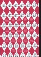 Verso de Les belles histoires de l'Oncle Paul -35- Tome 35