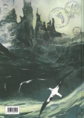 Verso de Australes - Deux récits du monde au bout du monde -1a- Voyage aux îles de la Désolation